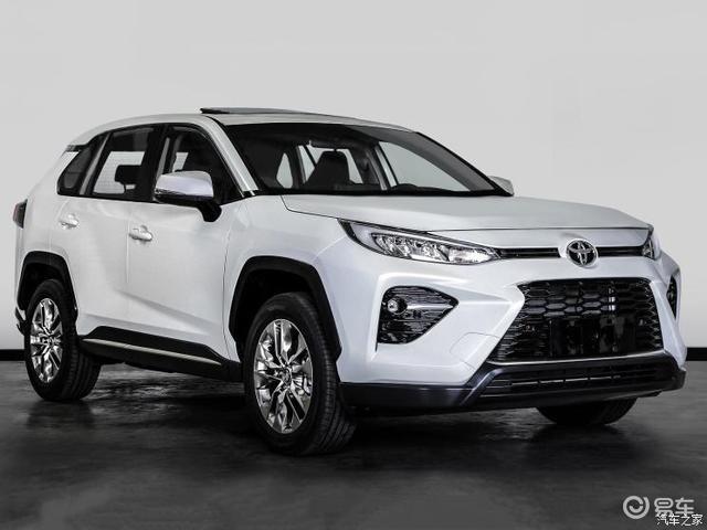 丰田全新SUV广州车展首发,网友:买不起汉兰达就买它了