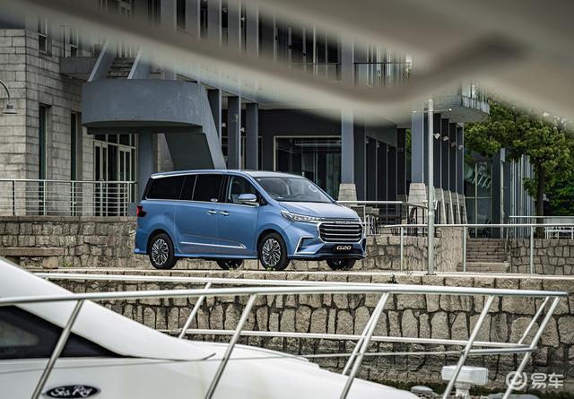 宜商宜家,上汽MAXUS全新旗舰MPV出击20万元级市场