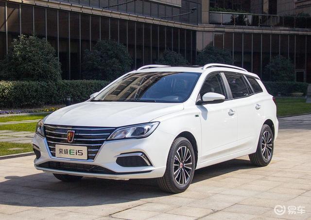 纯电动旅行车荣威Ei5,小众车型,十月居然售12151辆