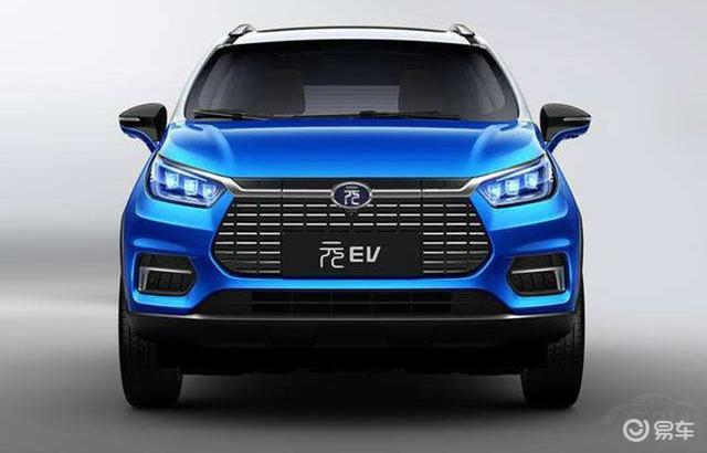 11月新能源车销量榜出炉,北汽EU系列夺冠军,新面孔亮相