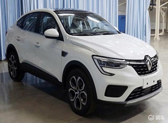 雷诺新款轿跑SUV,搭1.3T发动机,油耗低至5.7升!