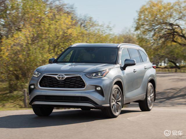 全新汉兰达领衔 2020年值得期待的五款合资品牌SUV