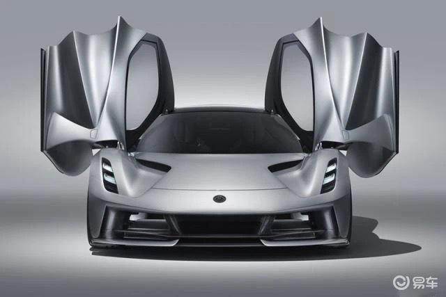 吉利首款电动超跑,售2188万起,且有钱不一定买到