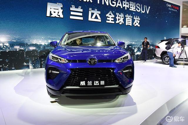 又一实力选手 广汽丰田威兰达将2月28日上市