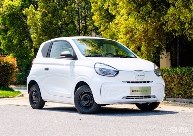 6万元的纯电微型车,上汽科莱威CLEVER真的聪明吗?