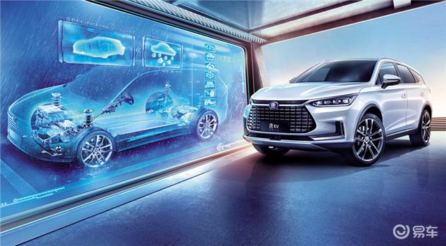 比亚迪、丰田合资3.45亿元 计划2025年投放纯电动车