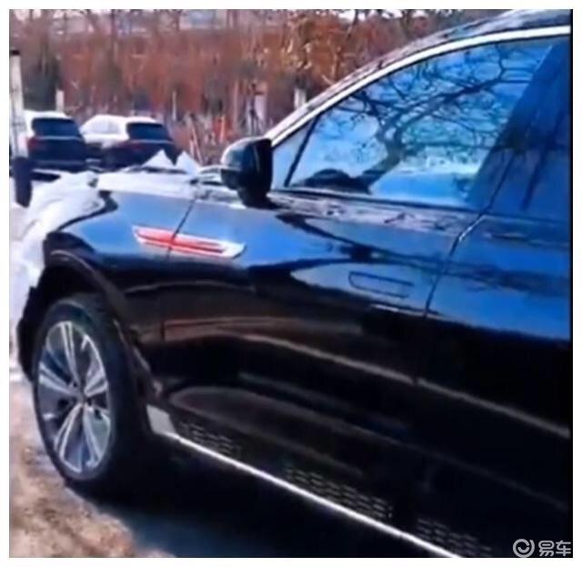 量产上市在即,有望2020年发布,红旗E115实车照曝光