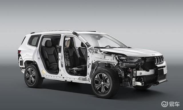广汽菲克品质能达几颗星?Jeep大指挥官解剖车告诉你答案