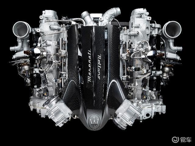 100%自主研发,玛莎拉蒂全新发动机