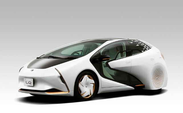 一个懂你的伙伴,丰田LQ概念车亮相东京车展
