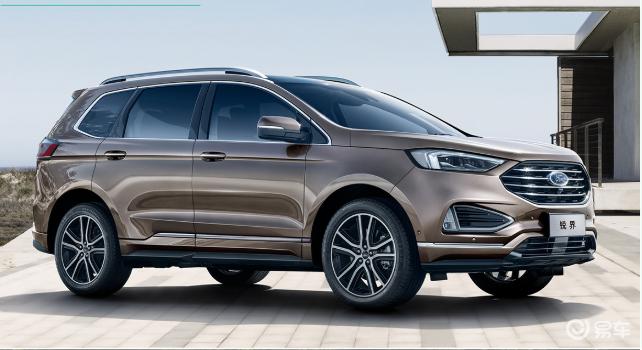 豪华SUV新成员来啦!新款锐界新增豪华系列车型,配置升级