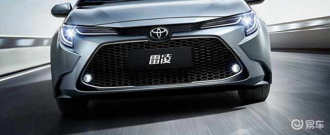 或2021年发布广汽丰田将推雷凌加长版
