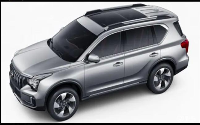 看个新车丨五座GS7改款更名,新款广汽传祺GS8S解读
