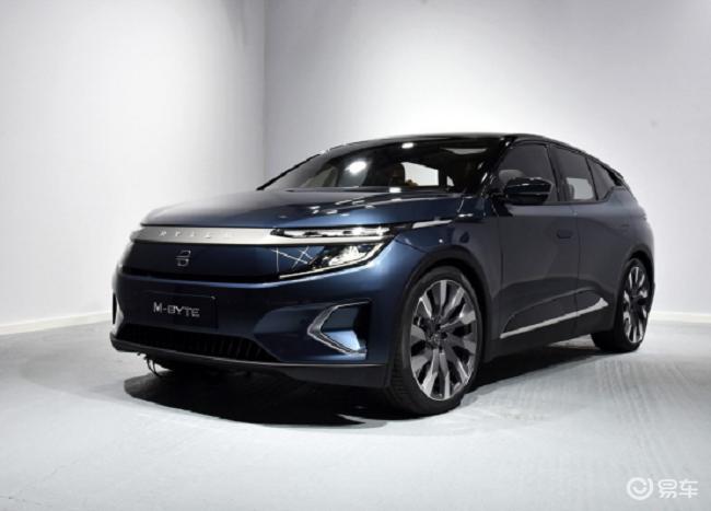 #法兰克福车展# 你最好看哪款新能源车型?
