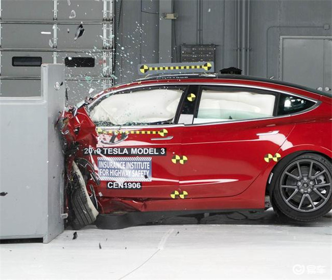 IIHS公布2020年年度安全推荐车型,各家车型表现如何