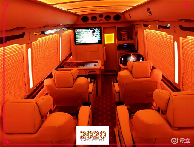 丰田考斯特价格 丰田考斯特7座房车最新版