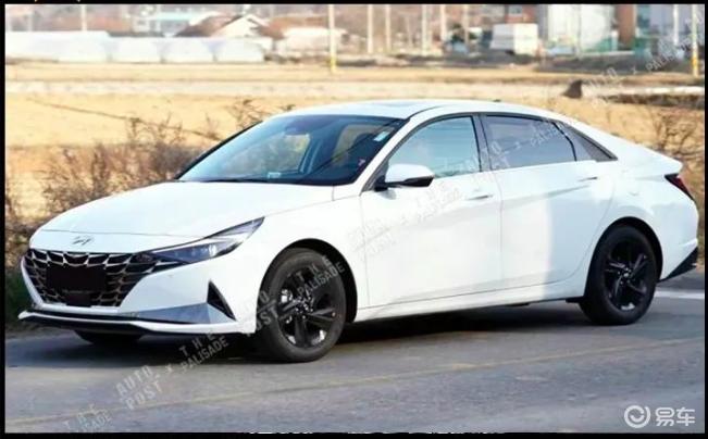看个新车丨尺寸加大,现代全新7代伊兰特即将国产
