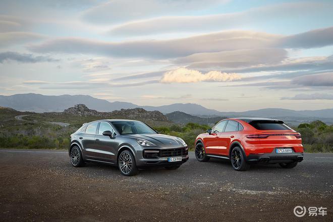 保时捷Cayenne Coupe正式亮相,99.8万起