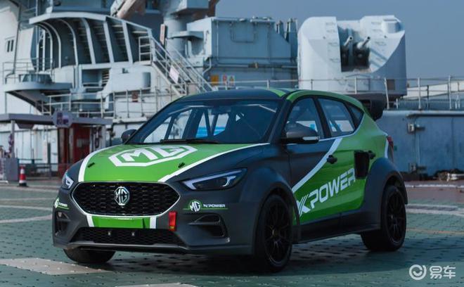 名爵ZS X-Power亮相,英国的运动品牌就是不一样