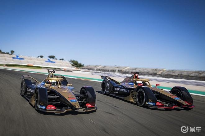DS钛麒车队圆满完成巴伦西亚季前测试赛