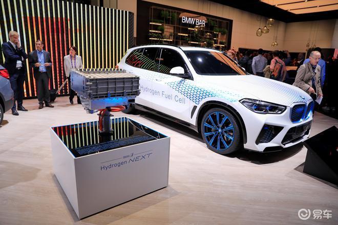 宝马与丰田合作的X5氢动版定期发布,氢能源时代或将来临?