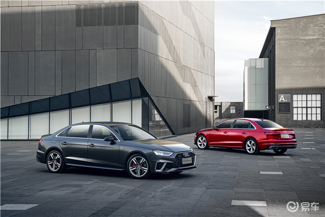全新奥迪A4 L,极具运动型格与科技魅力的B级豪华轿车