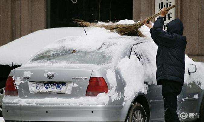 多地下雪,冬季养车5大细节,做不好赔了夫人又折兵