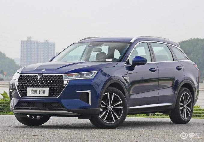 启辰星全新SUV下线 4月底上市目标年销7万辆