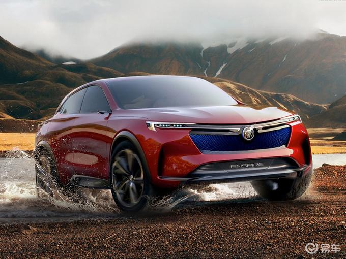 别克将推新紧凑型SUV 轴距超昂科威/搭2.0T+9AT