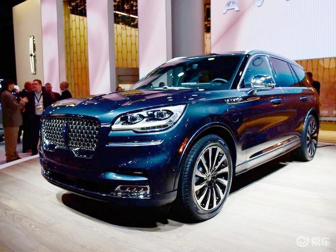 林肯大7座SUV 飞行家9月5日预售 11月正式上市