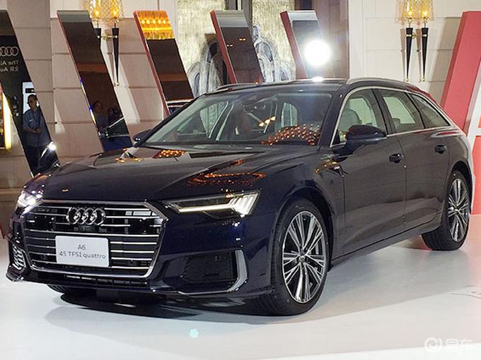 奥迪四款新车同步亮相!A6/A6旅行正式开启预售
