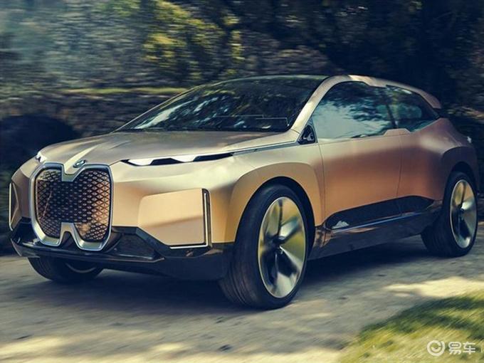 实拍!宝马大型电动SUV生产线 新车明年将上市