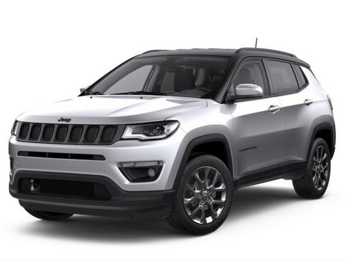 Jeep指南者特别版车型 配专属车漆/限量160台