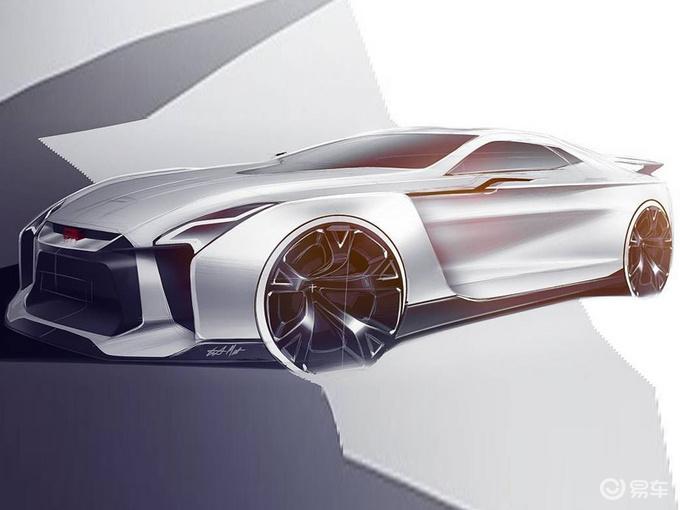 日产全新GT-R实车曝光!油耗大幅下降/即将亮相
