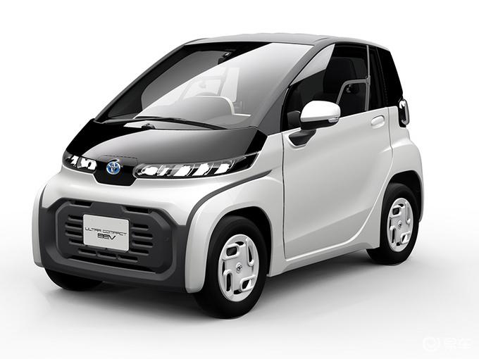 丰田全新纯电动车曝光 比Smart还小/续航100公里