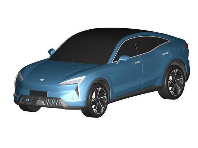 金康SERES第2款电动车曝光! 预计40万元起售