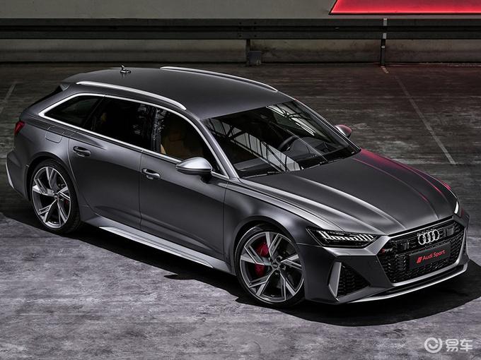 奥迪全新RS6售价曝光 3.5秒破百竟带这项功能