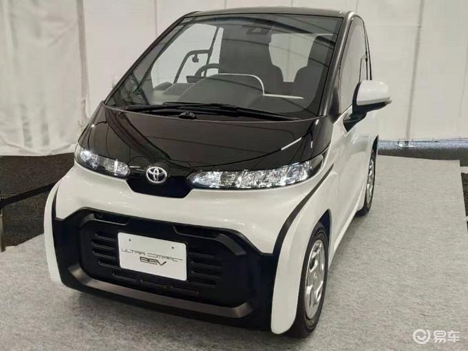 丰田全新超小型EV正式发布!明年冬季正式上市
