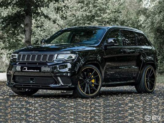 Jeep新大切诺基曝光 搭6.2L发动机/多项选装配置