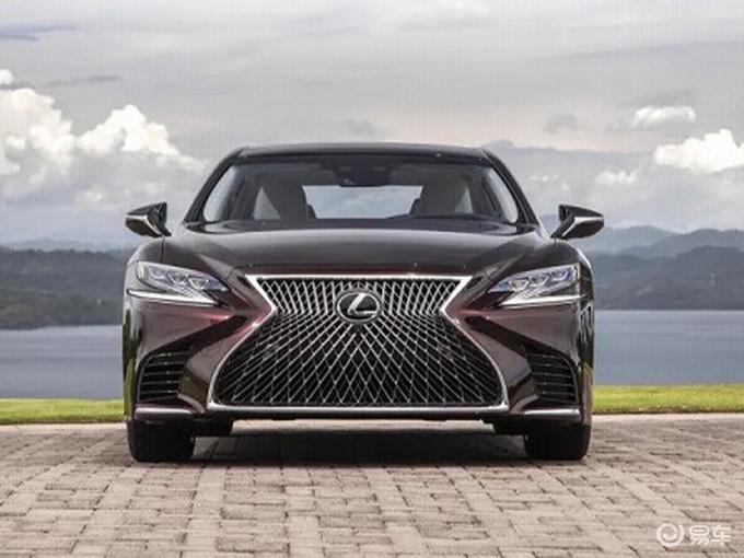 雷克萨斯全新LS发布 搭3.5L引擎/提供混动车型