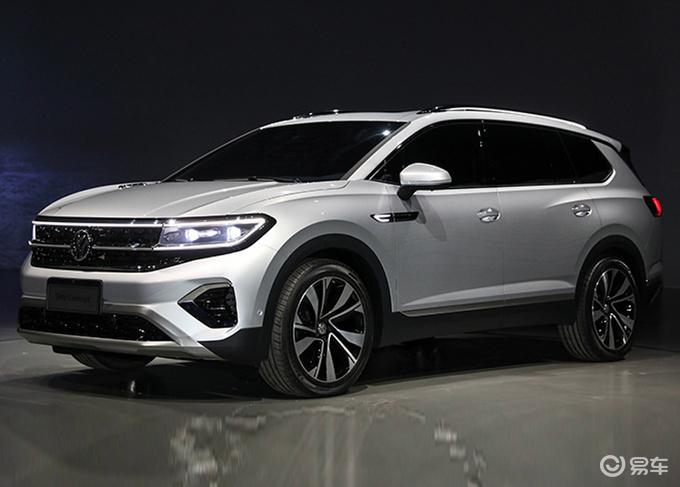 一汽-大众明年推5款新车 旗舰SUV、全新高尔夫领衔
