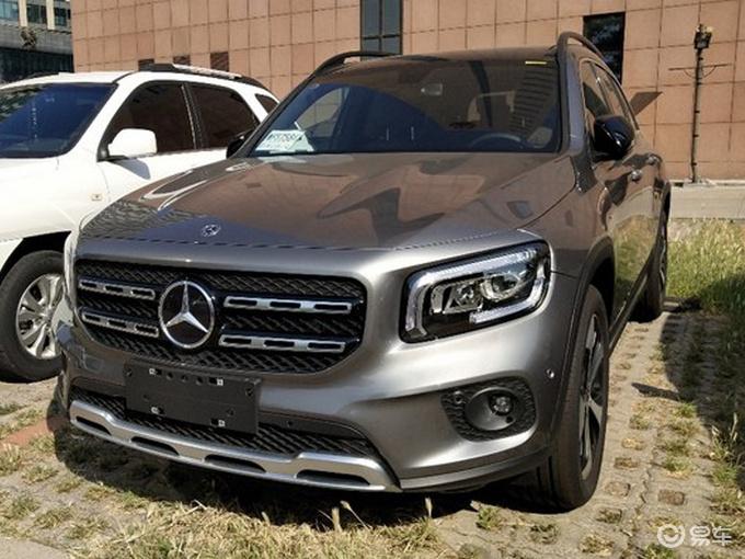 奔驰GLB将推入门版车型 价格下调28万元就能买