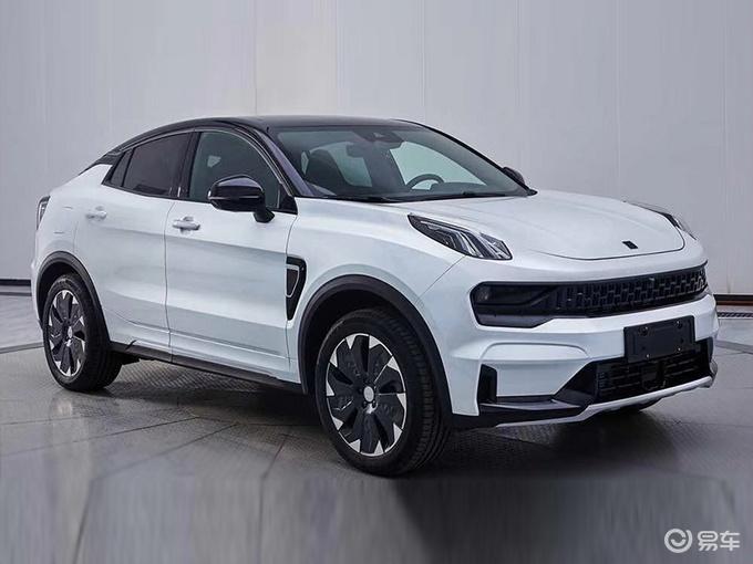 领克05轿跑SUV推插混版 油耗1.3L起售价超25万