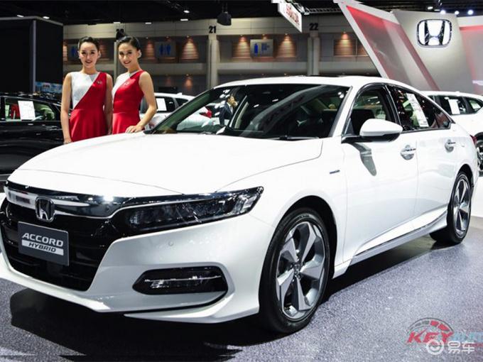 本田全新一代雅阁亮相 提供两种动力/舒适性提升