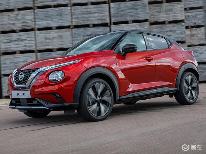 日产新款Juke明年上市 搭1.0T发动机/内饰有惊喜
