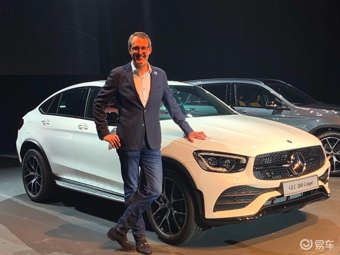 奔驰新款GLC正式上市 搭2.0T发动机/外观更豪华