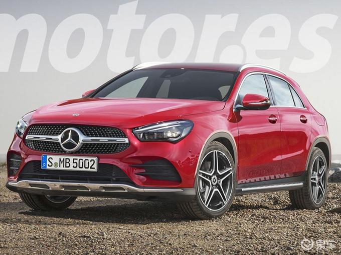 奔驰明年至少推8款新车 全新GLA最低25万就能买
