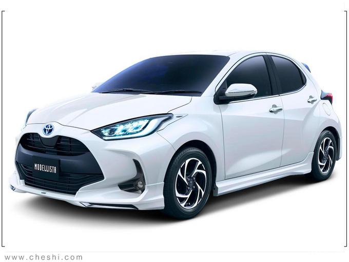 豐田兩款新車官圖曝光!搭1.6T引擎/配運動套