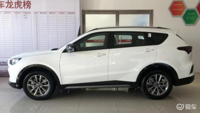 吉利icon领衔,2020年一季度上市的国产SUV