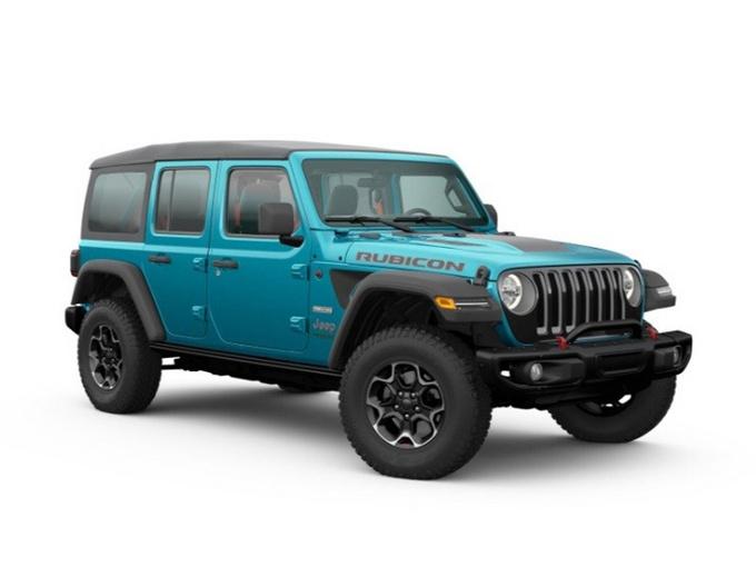 Jeep新款牧马人海外售价曝光!搭2.0T引擎/油耗大降